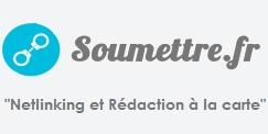 Soumettre.fr : service de netlinking et rédaction