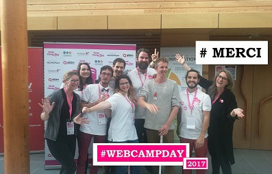 merci WebCampDay 2017