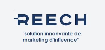 Reech : plateforme de mise en relation marque / influenceurs